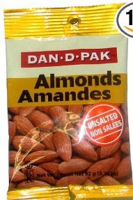 Almonds Dan D