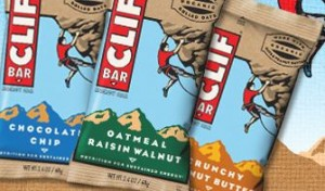 Clif bar is a healthy snack that fuels the body.
