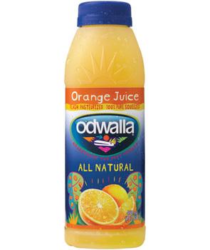 Odwalla Orange Juice Drink