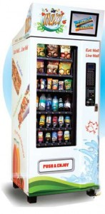 Healthy Fresh Vending Ontario Machine
