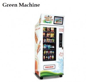 Healthy Vending in Oakville